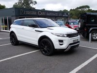 2013 LAND ROVER RANGE ROVER EVOQUE 2.0 SI4 DYNAMIC LUX 3d AUTO 240 BHP £27490.00