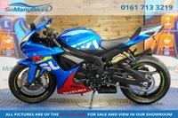 2016 SUZUKI GSXR600 GSXR 600 L6 - MOTO GP - Low miles £7795.00