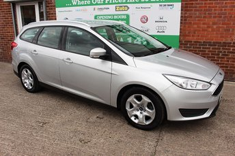 2015 FORD FOCUS 1.5 STYLE TDCI 5d 94 BHP £6299.00
