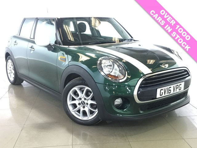 View our 2016 16 MINI HATCH COOPER 1.5 COOPER D 5d 114 BHP