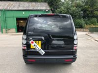 USED 2014 14 LAND ROVER DISCOVERY 4 COMMERCIAL XS 3.0SDV6 AUTO 255BHP *FULL SERVICE HISTORY*
