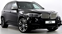 USED 2014 63 BMW X5 3.0 M50d 4x4 (s/s) 5dr [7 Seats] Pan Roof, LED's, Rear DVD's ++