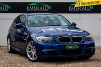 USED 2010 10 BMW 3 SERIES 2.0 318I M SPORT BUSINESS EDITION 4d 141 BHP £0 DEPOSIT FINANCE AVAILABLE, AIR CONDITIONING, BLUETOOTH CONNECTIVITY, CLIMATE CONTROL, CRUISE CONTROL, FULL LEATHER UPHOLSTERY, REAR PARKING SENSORS, SATELLITE NAVIGATION, START/STOP SYSTEM