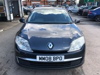 USED 2008 08 RENAULT LAGUNA 2.0 EXPRESSION DCI 5d 150 BHP