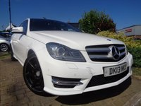 2013 MERCEDES-BENZ C CLASS 2.1 C250 CDI BLUEEFFICIENCY AMG SPORT PLUS 2d AUTO 202 BHP