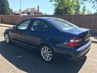 USED 2003 53 BMW 3 SERIES 2.0 320d ES Saloon 4dr Diesel Automatic (185 g/km, 150 bhp)