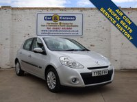 USED 2010 60 RENAULT CLIO 1.2 I-MUSIC 16V 5d 74 BHP Service History Air Con ISOFIX 0% Deposit Finance Available