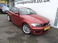USED 2010 60 BMW 1 SERIES 2.0 118D M SPORT 2d 141 BHP One Local Owner Full Service History
