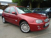 USED 2005 05 ROVER 25 1.4 GSI 16V 5d 102 BHP 1 OWNER FROM NEW+GOOD HISTORY