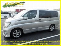2006 NISSAN ELGRAND Nissan Elgrand Highway Star Urban Selection 3.5 4WD 8 seats £8500.00