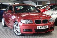 USED 2010 10 BMW 1 SERIES 2.0 123D M SPORT 2d 202 BHP