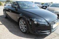 2009 AUDI TT 1.8 TFSI 2d 160 BHP £8500.00