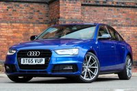 USED 2015 65 AUDI A4 2.0 TDI Black Edition 4dr (Nav) **NOW SOLD**