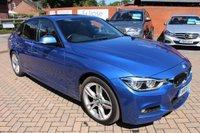2016 BMW 3 SERIES 2.0 330E M SPORT 4d AUTO 181 BHP £19995.00