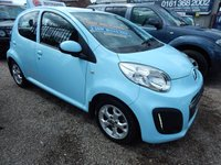 USED 2014 14 CITROEN C1 1.0 EDITION 5d 67 BHP BLUETOOTH,  LOW MILEAGE, AIR CONDITIONING, ALLOY WHEELS
