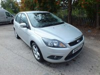 USED 2010 60 FORD FOCUS 1.6 ZETEC TDCI 5d 109 BHP