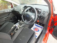 USED 2015 65 FORD FIESTA 1.2 STYLE 5d 59 BHP