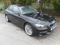 2012 BMW 3 SERIES 2.0 318D LUXURY 4d 141 BHP £10995.00