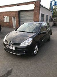2008 RENAULT CLIO 1.1 EXPRESSION 16V TURBO 3d 100 BHP £2150.00