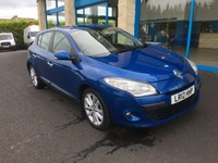 USED 2012 RENAULT MEGANE 1.5 I-MUSIC DCI 5d 110 BHP