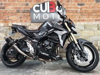 2015 SUZUKI GSR750 L5  £4990.00