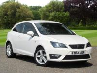 USED 2014 64 SEAT IBIZA 1.2 TSI FR 3d  GREAT FINANCE OFFERS