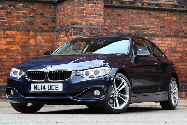 2014 14 BMW 4 SERIES 2.0 420i Sport 2dr