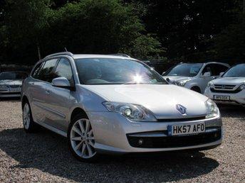 2007 RENAULT LAGUNA 2.0 DYNAMIQUE DCI 5d AUTO 150 BHP £3490.00