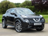 USED 2015 15 NISSAN JUKE 1.2 TEKNA DIG-T 5d  GREAT SPEC