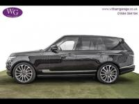 USED 2014 14 LAND ROVER RANGE ROVER 5.0 V8 SUPERCHARGED AUTOBIOGRAPHY PANROOF, 360CAMERA, REAR TV'S