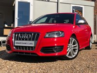 USED 2010 10 AUDI S3 2.0 TFSI QUATTRO 5dr 261 BHP WHAT A CAR! A MUST SEE!
