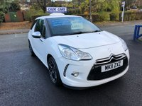 USED 2011 11 CITROEN DS3 1.6 HDI BLACK AND WHITE 3d 90 BHP CADE CARS LTD. Established for over 25 years.