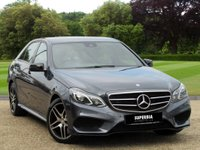 USED 2015 15 MERCEDES-BENZ E CLASS 2.1 E250 CDI AMG NIGHT EDITION 4d AUTO WOW WHAT A LOOKER