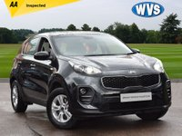 USED 2016 16 KIA SPORTAGE 1.6 1 5d 130 BHP Complete with records for 2 Kia services and 2 keys. 1 keeper. Great value new shape model.