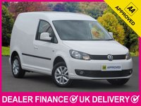 USED 2015 15 VOLKSWAGEN CADDY 1.6 TDI C20 HIGHLINE BLUEMOTION AIR CON CRUISE CONTROL AIR CON SIDE LOAD DOOR BLUETOOTH