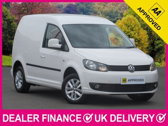 2015 VOLKSWAGEN CADDY 1.6 TDI C20 HIGHLINE BLUEMOTION AIR CON £7850.00