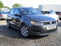 2011 VOLKSWAGEN POLO 1.4 SE 5d 85 BHP £4750.00
