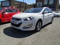 USED 2015 15 HYUNDAI I40 1.7 PREMIUM BLUE DRIVE CRDI 5d 134 BHP