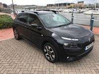 2015 CITROEN C4 CACTUS 1.6 E-HDI FLAIR ETG6 5d AUTO 91 BHP £6495.00