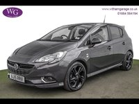 USED 2015 15 VAUXHALL CORSA 1.4 LIMITED EDITION 5d 89 BHP