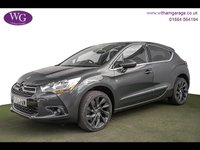 """USED 2014 64 CITROEN DS4 2.0 HDI DSPORT 5d 161 BHP H/SEATS, LEATHER, 19"""" ALLOYS"""
