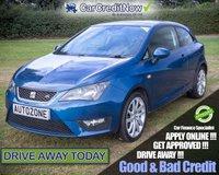 2013 SEAT IBIZA 1.2 TSI FR DSG 3d AUTO 104 BHP £6995.00