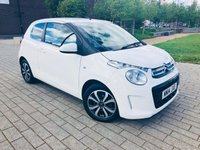 USED 2014 14 CITROEN C1 1.0 FLAIR 3d 68 BHP