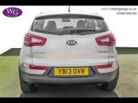 USED 2013 13 KIA SPORTAGE 1.6 1 5d 133 BHP BLUETOOTH, AIR CON, USB/AUX
