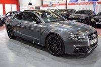 USED 2015 15 AUDI A5 2.0 TDI QUATTRO S LINE BLACK EDITION PLUS 2d AUTO 174 BHP