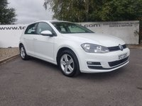 USED 2015 VOLKSWAGEN GOLF 1.6 MATCH TDI BLUEMOTION TECHNOLOGY 5d 105 BHP