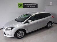 2013 FORD FOCUS 1.6 TITANIUM TDCI 115 5d 114 BHP £6500.00