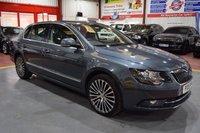2015 SKODA SUPERB 2.0 LAURIN AND KLEMENT TDI CR DSG 5d AUTO 168 BHP £11485.00