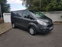 USED 2016 66 FORD TRANSIT CUSTOM 290 2.0 TREND L1 H1 130 BHP **70 VANS IN STOCK**