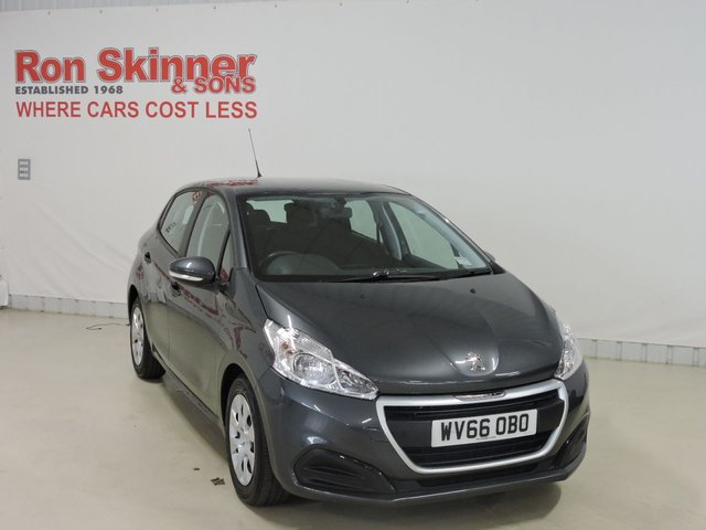 View our 2016 66 PEUGEOT 208 1.6 BLUE HDI ACCESS A/C 5d 75 BHP